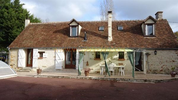 Viager maison / villa Saint-christophe-en-bazelle 40000€ - Photo 8