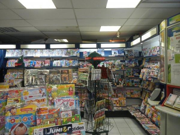 Fonds de commerce Tabac - Presse - Loto Grenoble 0