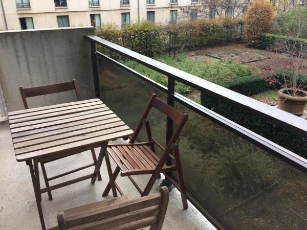 2/3 pièces meublé - neuf - balcon - parking