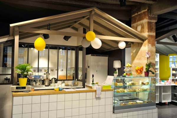 Fonds de commerce Café - Hôtel - Restaurant Paris 4ème 0