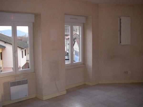 Rental apartment Montalieu vercieu 555€ CC - Picture 2