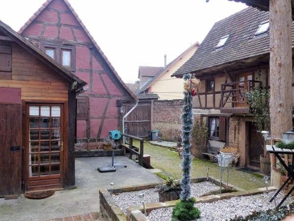 Sale house / villa Wickersheim wilshausen 288000€ - Picture 2