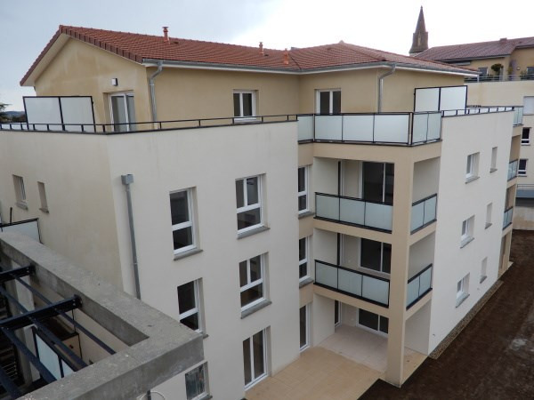 Location appartement Tignieu jameyzieu 735€ CC - Photo 1