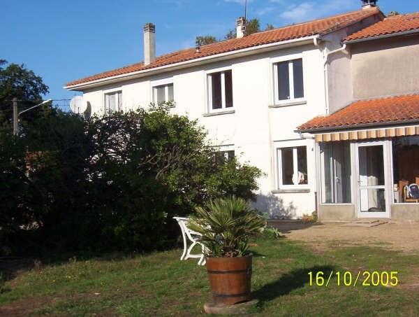 Vente maison / villa Sousmoulins 87000€ - Photo 2