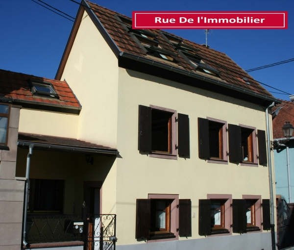 Sale house / villa Wasselonne 126 300€ - Picture 1