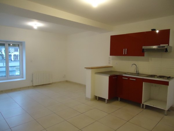 Rental apartment Nivolas vermelle 565€ CC - Picture 1