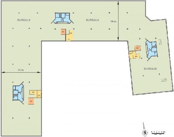 Vente Bureau Saint-Cyr-l'École 0