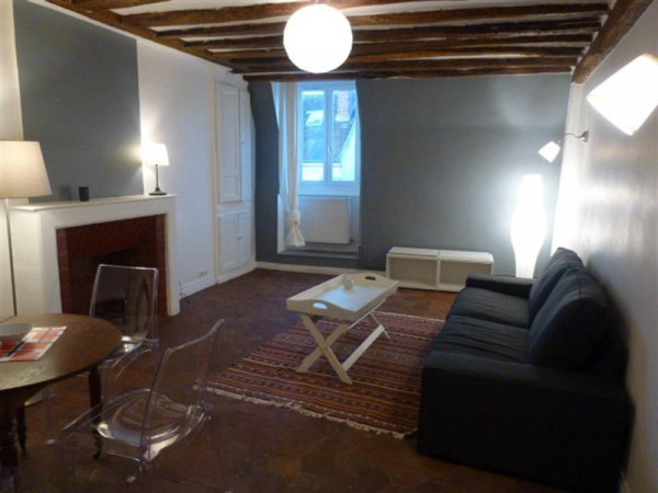 Spacious 1-bedroom flat close to center and to Insead campus