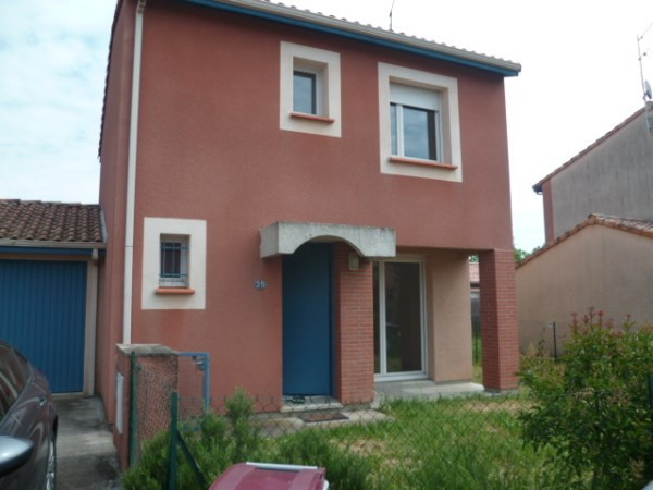 Rental house / villa Muret 799€ CC - Picture 1