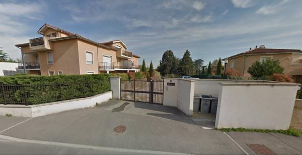 Place de parking dans résidence sécurisée