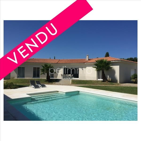 Vente de prestige maison / villa La barben 596 000€ - Photo 1