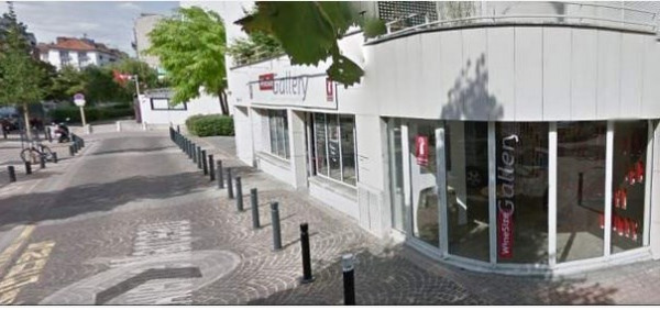 Location Boutique Courbevoie 0