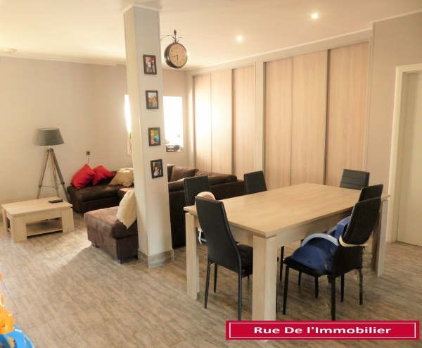 Sale apartment Wittersheim 190 500€ - Picture 1