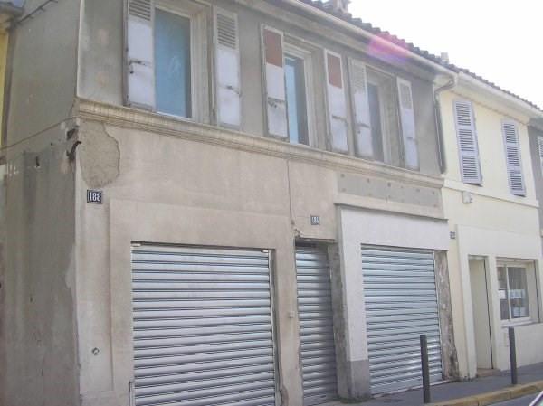 Affitto locale Marseille 16ème 1080€ HT/HC - Fotografia 1