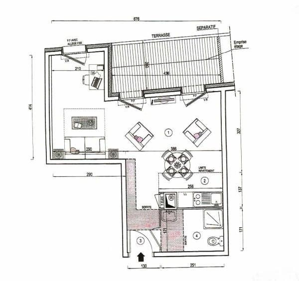 Location appartement Juvisy sur orge 702€ CC - Photo 2