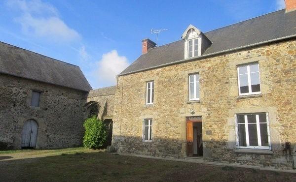 Verkoop  huis Courcy 89500€ - Foto 1