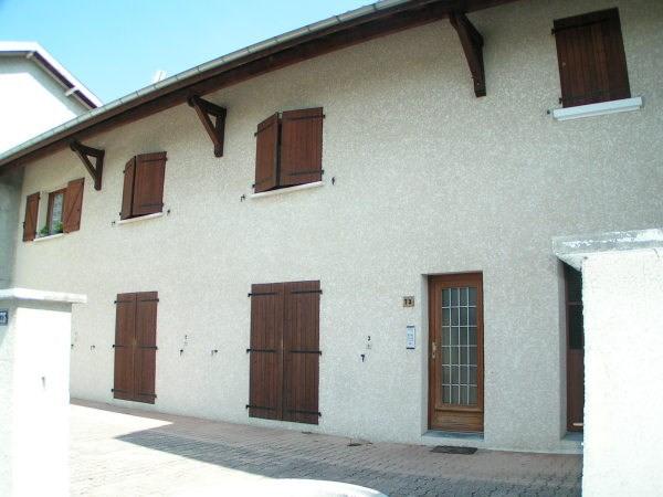 Rental apartment Tignieu jameyzieu 360€ CC - Picture 1