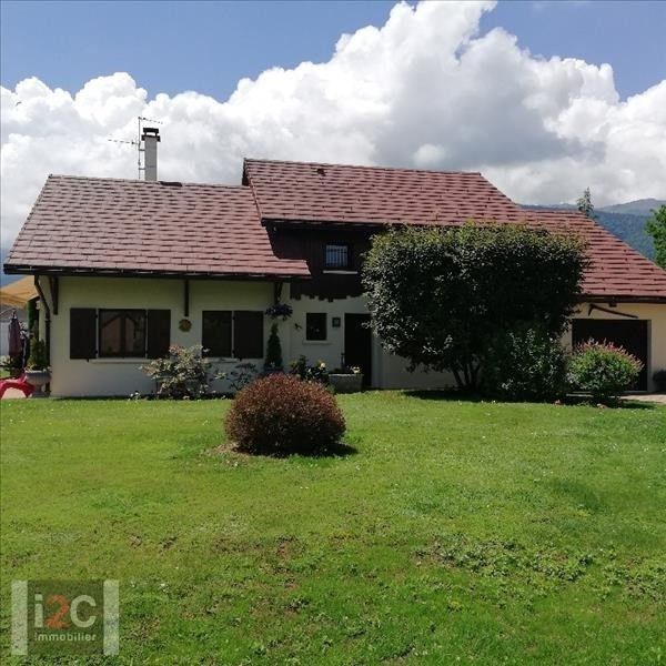 Vente maison / villa Cessy 695 000€ - Photo 1