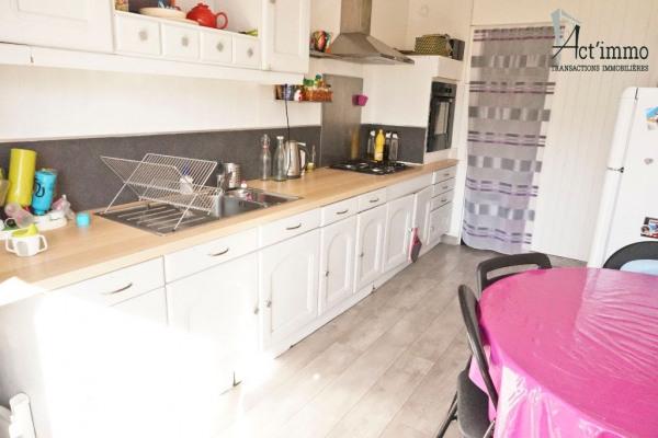 Appartement 3 pièces + c à seyssinet-pariset