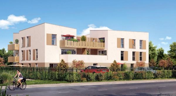 Appartement T3 avec jardin privatif à Saint PRIEST