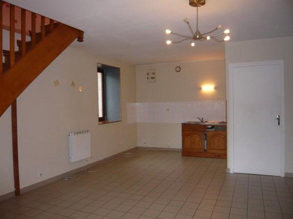 Rental house / villa Hieres sur amby 490€ CC - Picture 2