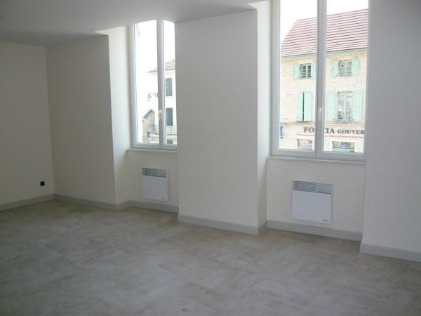 Rental apartment Trept 469€ CC - Picture 1