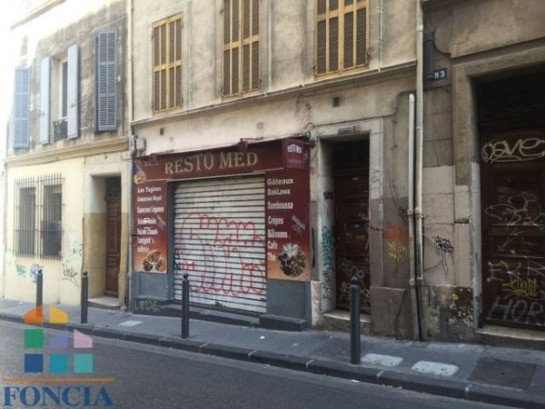 Vente Local commercial Marseille 1er 0