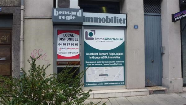 Location Boutique Grenoble 0