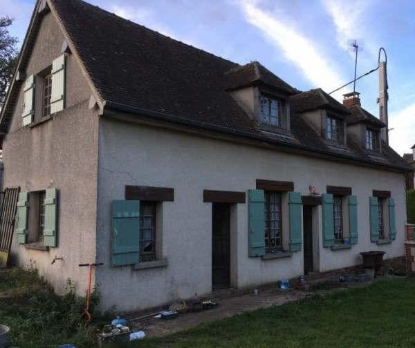 Vente maison / villa Meru 143600€ - Photo 1