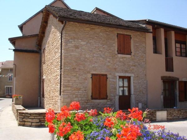 Rental house / villa Hieres sur amby 490€ CC - Picture 1