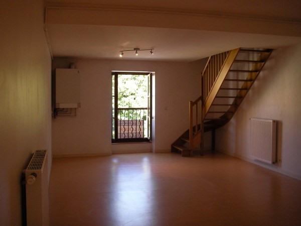 Rental apartment St jean le vieux 533€ CC - Picture 3