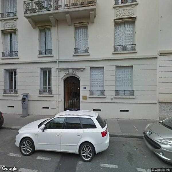 Appartement type 3 lyon 6ème