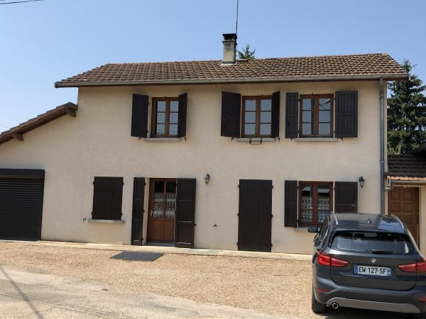 Rental house / villa Chozeau 880€ CC - Picture 1