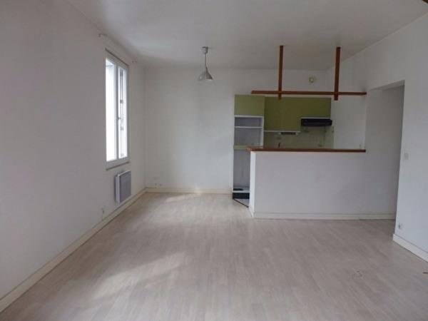 Royan appartement centre-ville en duplex, 600m pl