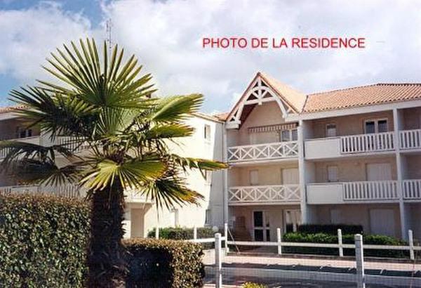 Appartement Vaux Sur Mer 2 pièce (s) à 300 m Pontai