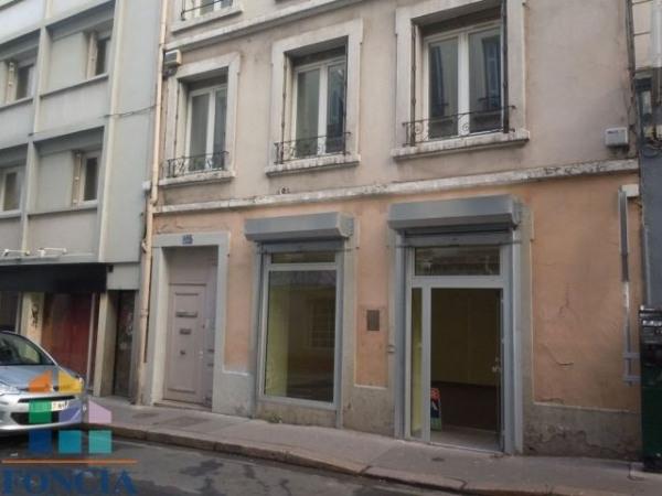 Location Local commercial Saint-Étienne 0