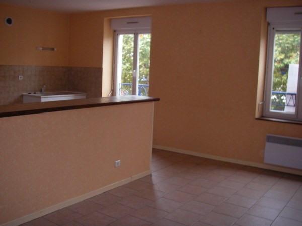 Rental apartment Montalieu vercieu 495€ CC - Picture 2