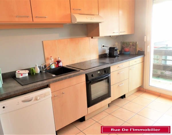 Sale apartment Mommenheim 202 350€ - Picture 3