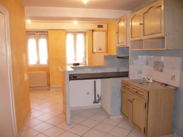 Rental apartment Dagneux 550€ CC - Picture 1