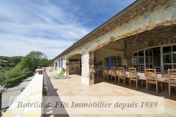 Deluxe sale house / villa Les vans 630000€ - Picture 3