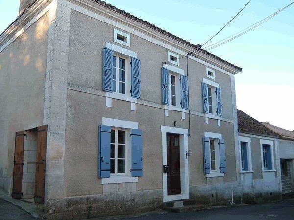 Sale house / villa Monsec 120000€ - Picture 1