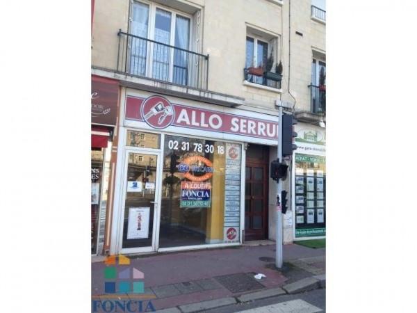 Location Local commercial Caen 0