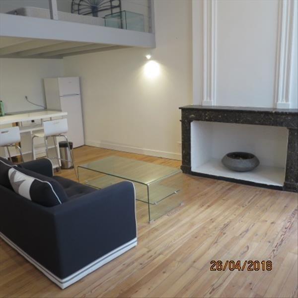 Alquiler  apartamento Bordeaux 825€ CC - Fotografía 1