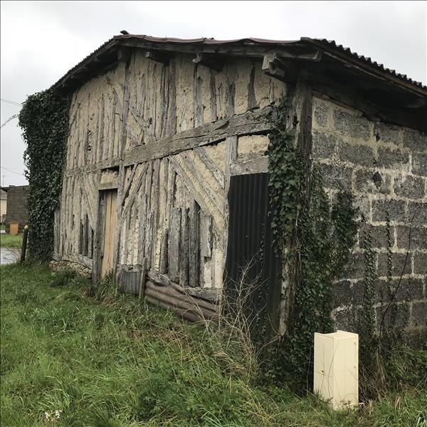 Vente maison / villa Les eglisottes et chalaure 44000€ - Photo 5