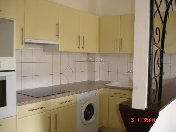 Rental apartment Chamagnieu 453€ CC - Picture 1