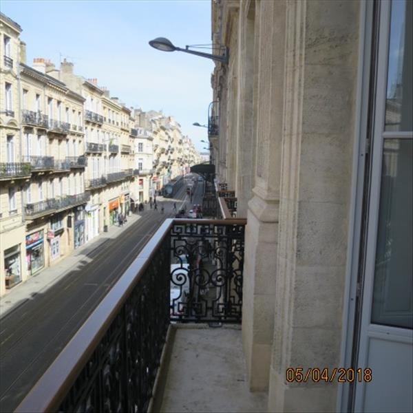 Rental apartment Bordeaux 2765€ CC - Picture 1