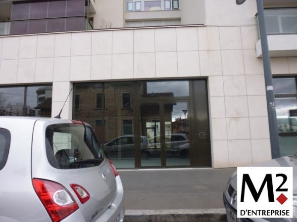 Location Local commercial Villeurbanne 0