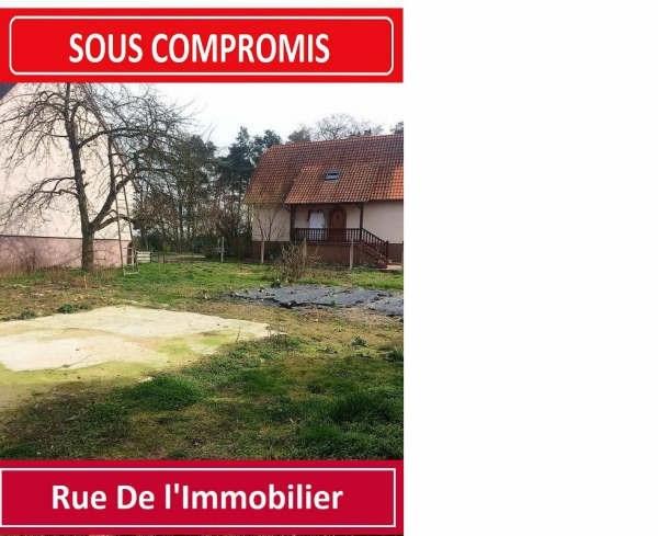 Sale site Kaltenhouse 118000€ - Picture 1