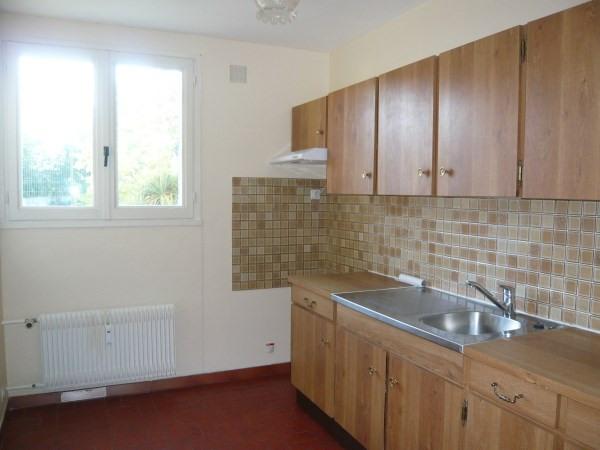 Rental apartment Pont de cheruy 641€ CC - Picture 2