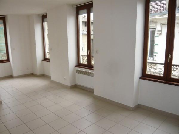 Rental apartment Bourgoin jallieu 400€ CC - Picture 1